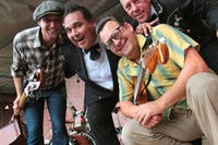 Big Sandy & His Flyrite Boys, Deke Dickerson and the Whippersnappers