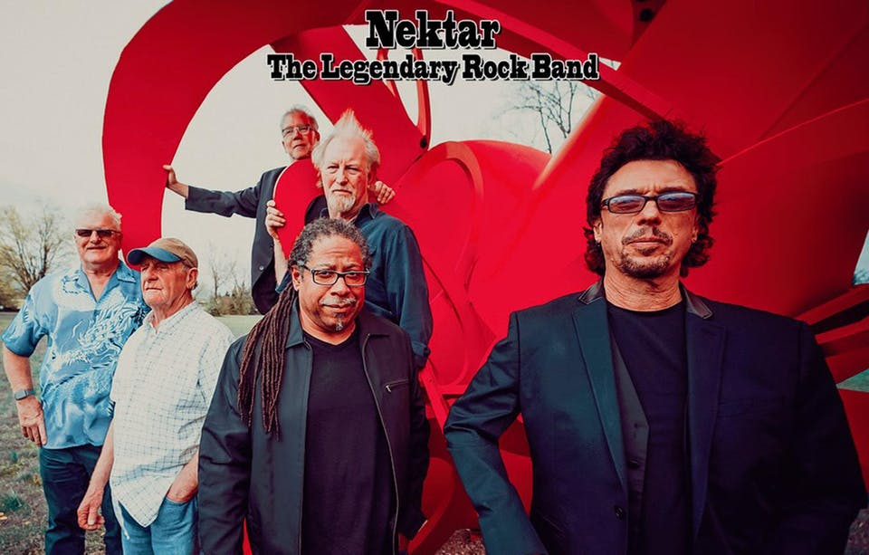 Nektar • CSC featuring the Cuda Bros