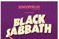 School of Rock Issaquah performs Black Sabbath