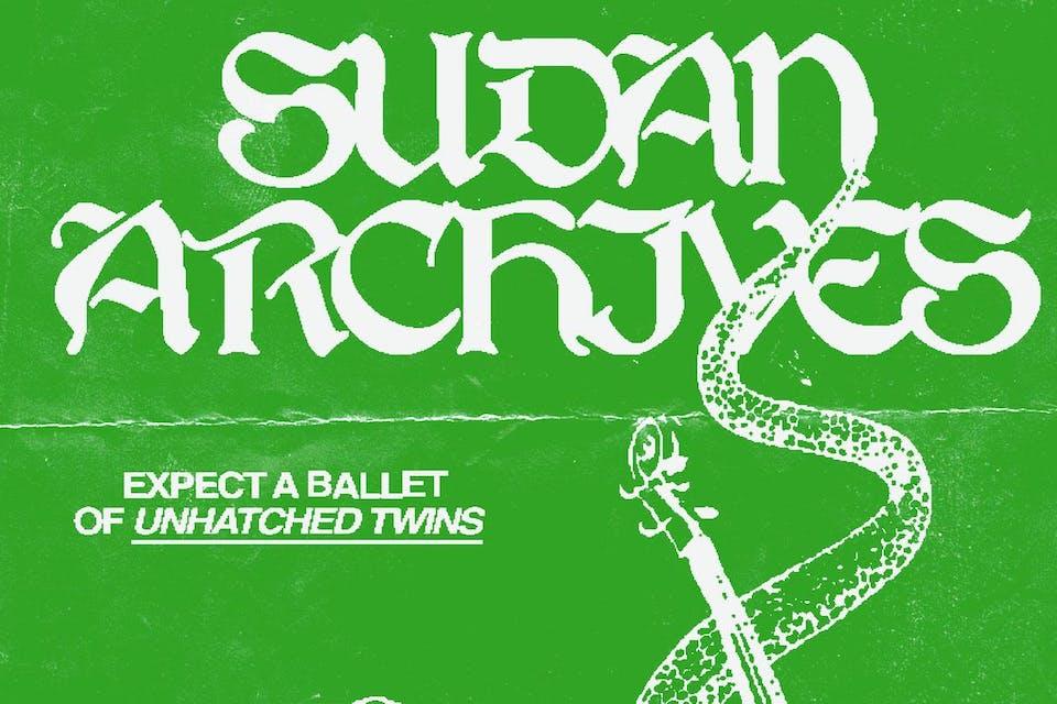 Sudan Archives with Velvet Negroni
