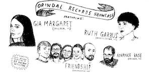 Orindal Records Showcase