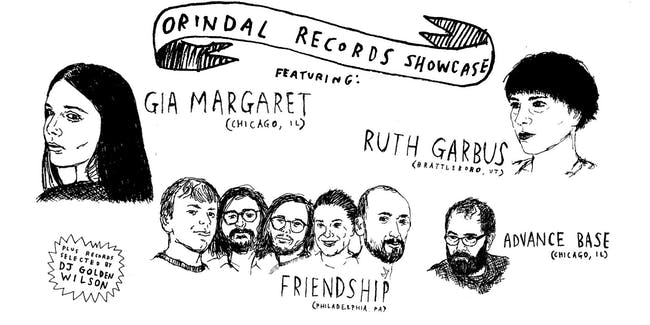 Orindal Records Showcase