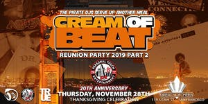 CREAM OF BEAT REUNION - THANKSGIVING CELEBRATION