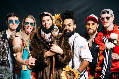 Joe Hertler & The Rainbow Seekers New Years Eve Extravaganza