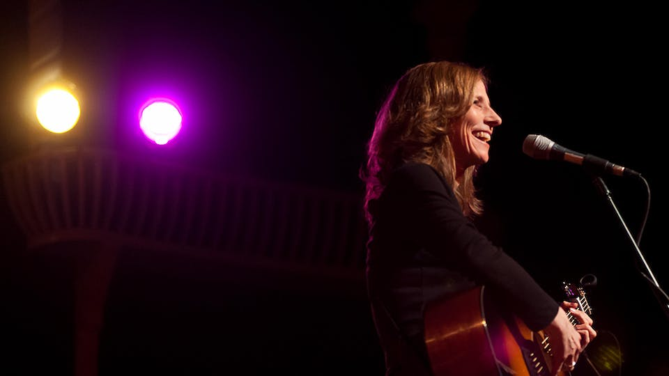 The Tracy Grammer Band at The Parlor Room
