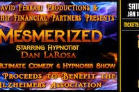 MESMERIZED - The Ultimate Comedy & Hypnosis Show