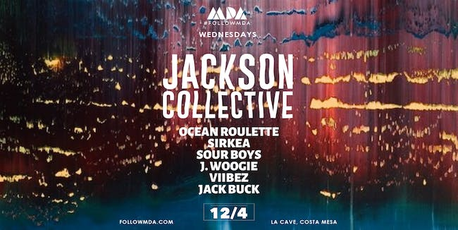 MDA Wednesdays Jackson Collective Takeover