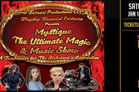 MYSTIQUE - The Ultimate Magic & Music Show