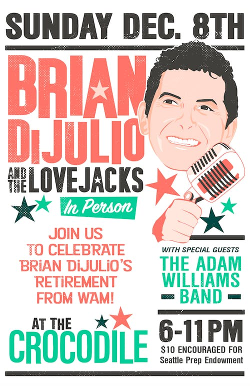 Brian DiJulio and the Love Jacks