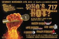 Who's HOT - 717 Hip Hop Showcase