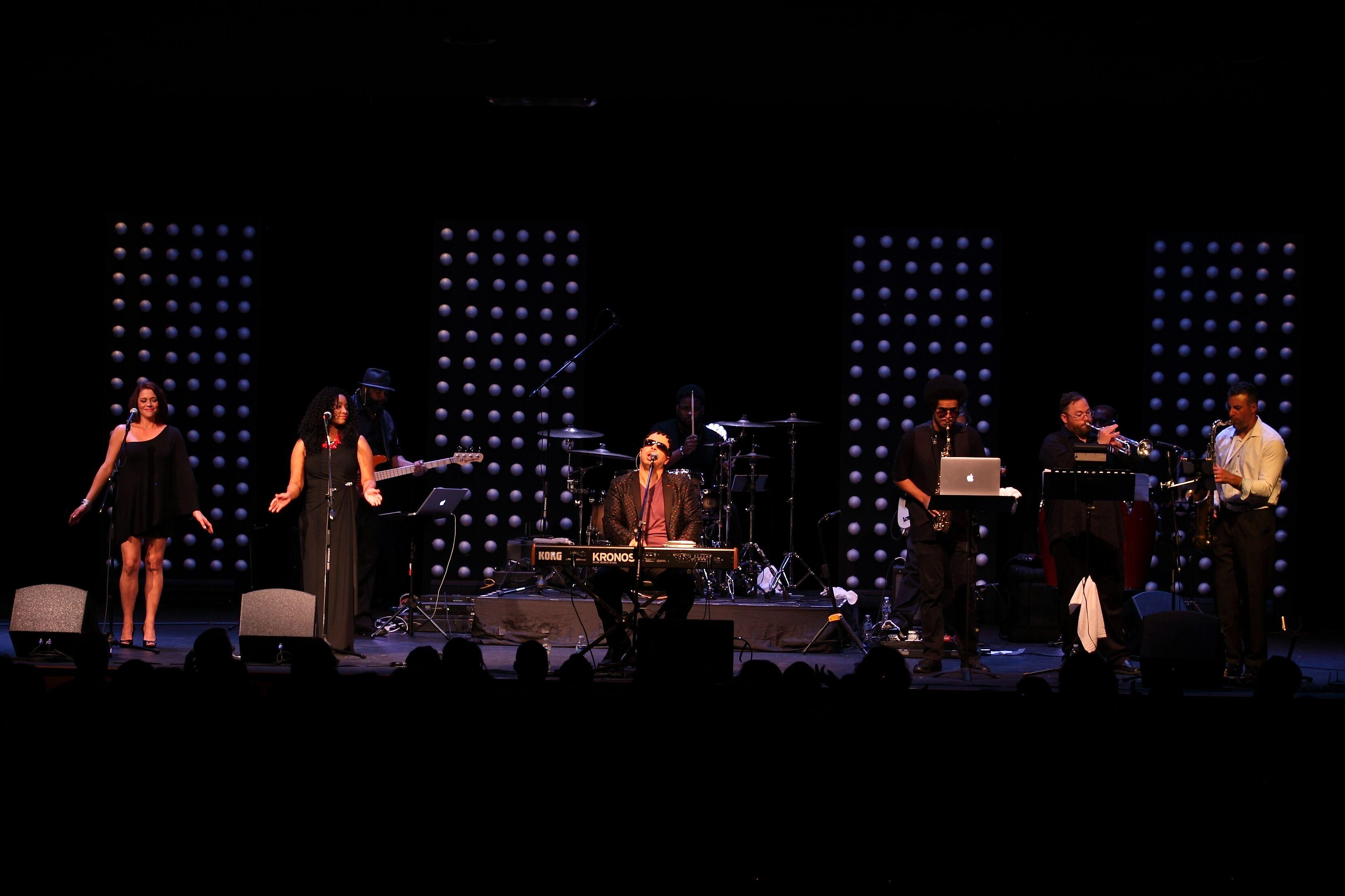 Natural Wonder: The Stevie Wonder Experience
