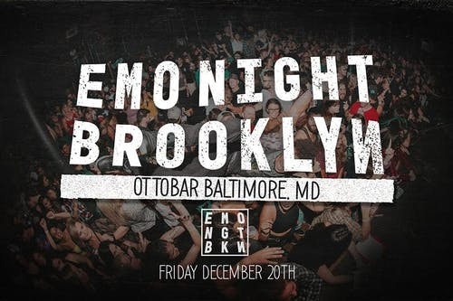 Emo Night Brooklyn!