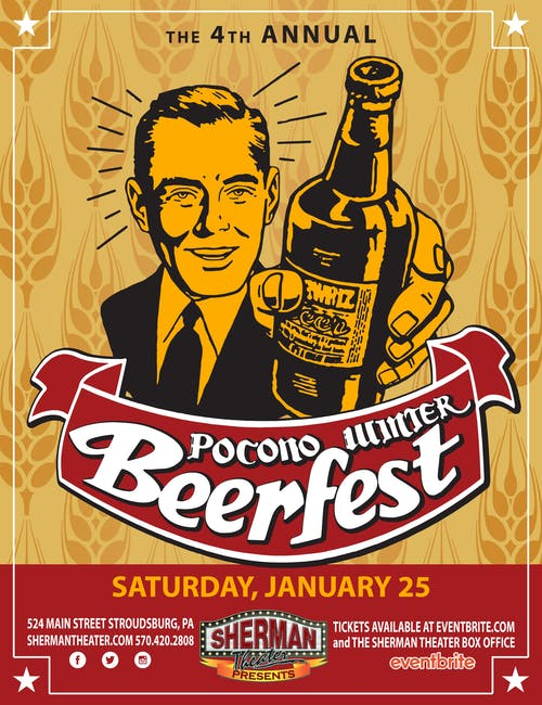 Pocono Winter Beerfest 2020