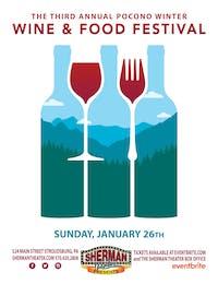 Pocono Winter Wine & Food Festival