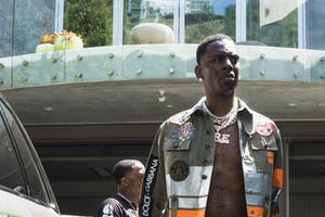Young Dolph - No Rules Tour