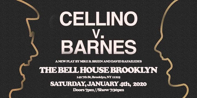 Ny Auto Show Promo Code 2020.Cellino V Barnes Tickets The Bell House Brooklyn Ny