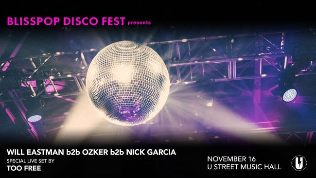 Will Eastman b2b Ozker b2b Nick Garcia