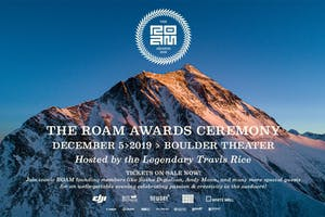 2019 ROAM AWARDS HOSTED BY TRAVIS RICE