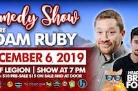 Comedy Night LIVE at The Banff Legion