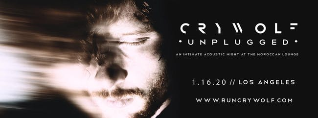 Crywolf (Acoustic Set)