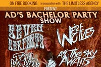 AD'S Bachelor Party Show!