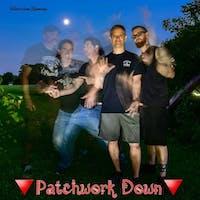 Patchwork Down & Bent Peg