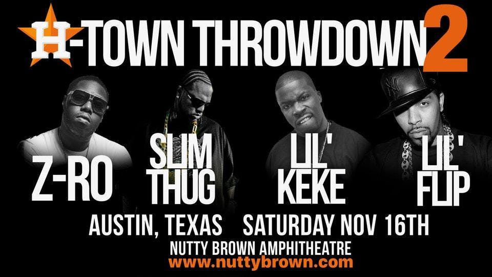 H-Town Throwdown 2