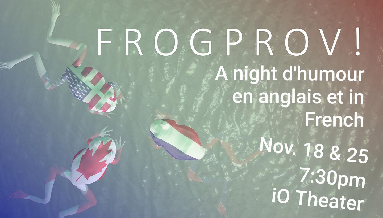 Frogprov Présente