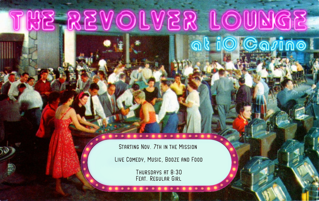 The Revolver Lounge feat. Regular Girl