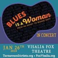 Blues Is A Woman