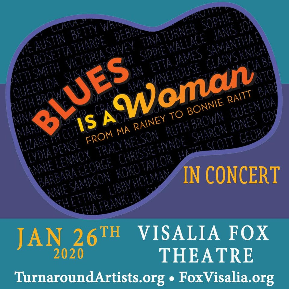 Blues Is A Woman