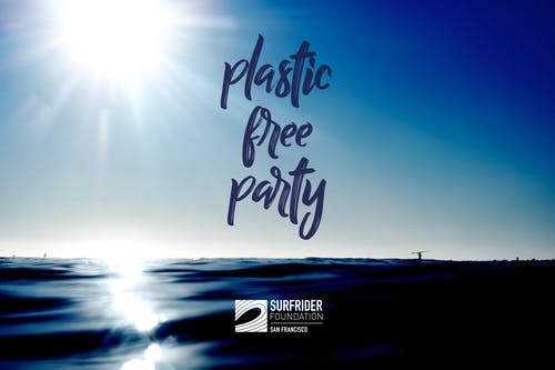 Plastic Free Party 2019