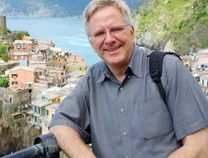 An Evening with Travel Expert Rick Steves