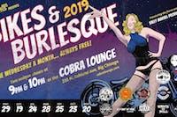 Bikes & Burlesque 2019 Season Finale