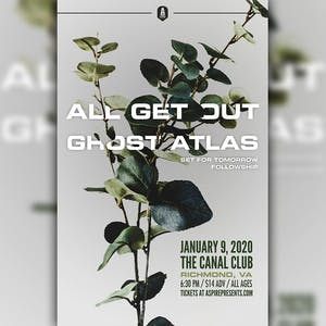 All Get Out / Ghost Atlas
