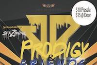 Prodigy & Friends at the Ridglea Lounge
