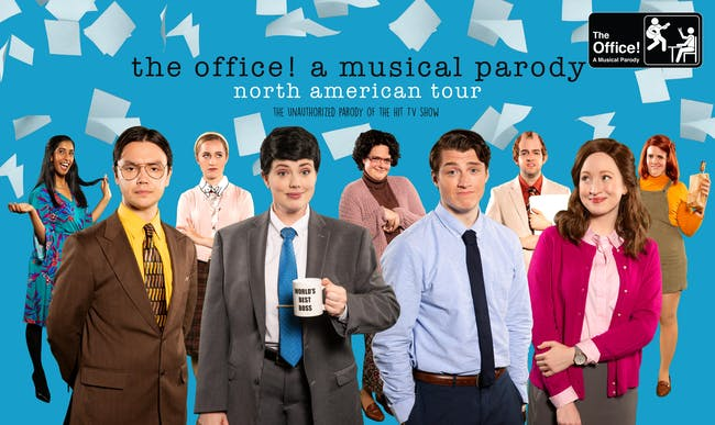 SHOW POSTPONED: The Office! A Musical Parody