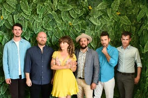 DUSTBOWL REVIVAL with The Talbott Brothers
