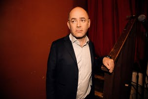 Todd Barry, El Sanchez, with guests at Neptune Theatre