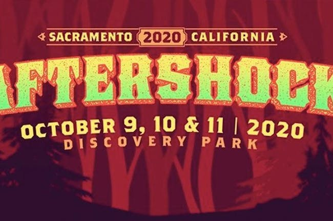 Aftershock 2020 with Metallica