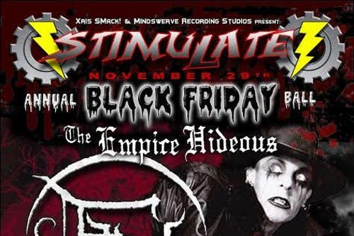 Stimulate Black Friday Show