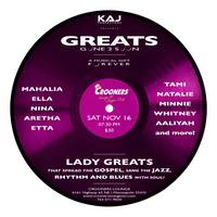 Greats Gone 2 Soon - Lady Greats