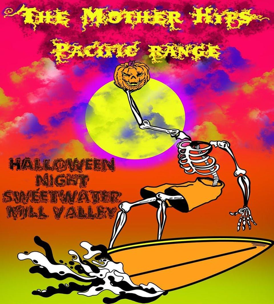 The Mother Hips Rock & Roll Halloween Bash