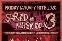 Shred for Music Ed 3