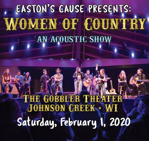Women of Country 2020, presented by Easton's Cause