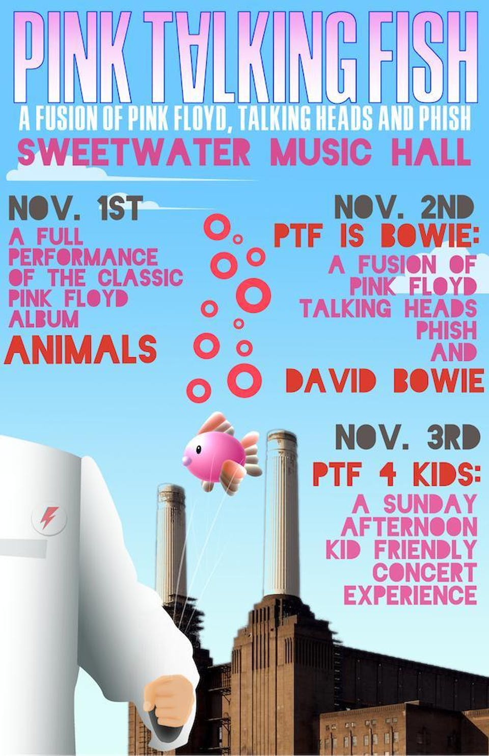 Pink Talking Fish (4 Kids) - An Interactive Kid Friendly Concert Experience