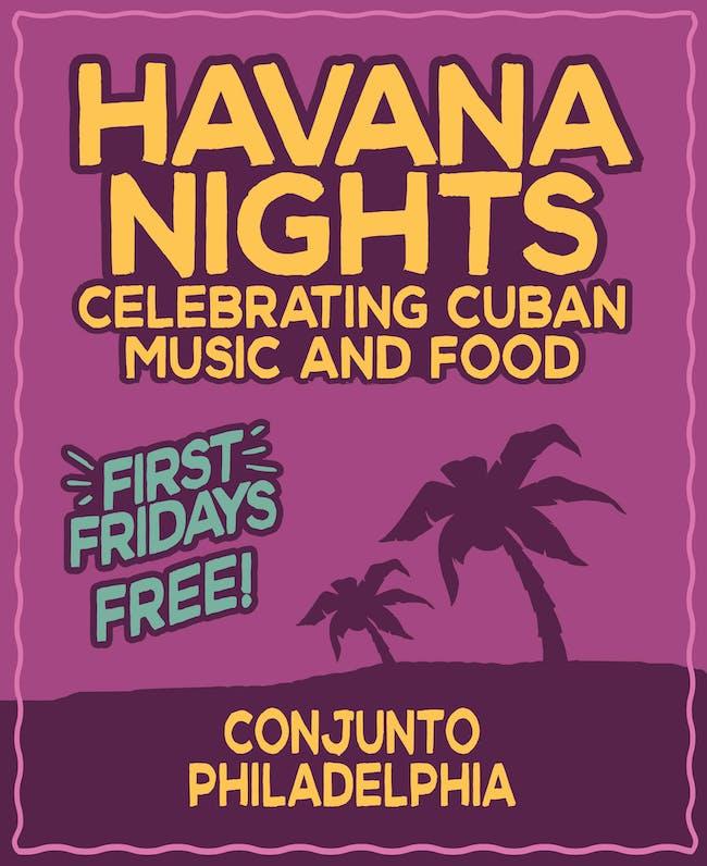 Havana Nights: A Celebration of Cuban Music & Food