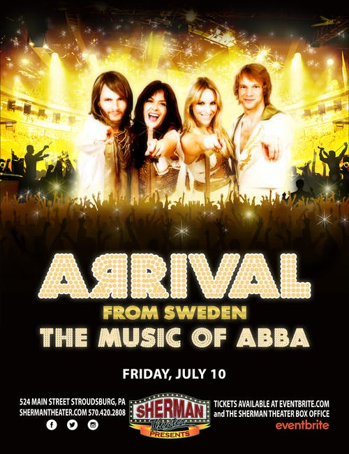 ARRIVAL - The Music Of ABBA