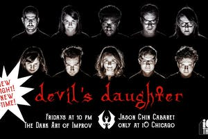 HAROLD NIGHT w/ Devil's Daughter & The Harold Team Gone Gone