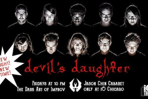 HAROLD NIGHT w/ Devil's Daughter & The Harold Team State Schramps